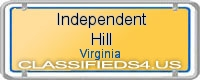 Independent Hill board